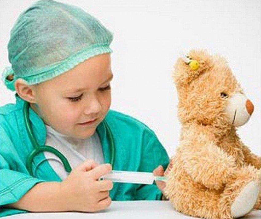 Вакцинация ребенок картинки